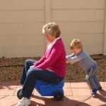 La relación abuelos-nietos