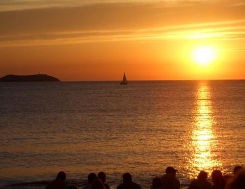 mar verano